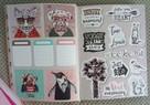 Scrapbooking 74 stron scrapów Kreatywny Bullet journal - 7