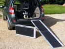 Aluminiowe rampy podjazdowe, 213cm - 2