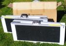 Aluminiowe szyny podjazdowe, rampy, podjazdy 213cm - 3