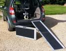 Aluminiowe szyny podjazdowe, rampy, podjazdy 213cm - 2