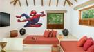 Spiderman naklejka ok 120 cm x 70 cm - 3