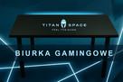 Biurko Gamingowe Biurko Komputerowe Biurko Gracza Wysyłka 0 - 15