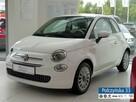 Fiat 500 1,0 Hybrid 70 KM | Lounge | Pak.City |Biały Gelato | 2020
