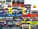 Skup aut skup TOYOT Hiace ,skup MERCEDESÓW Sprinterów, VW