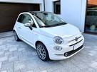 Fiat 500, szklany dach, climatronic, 1.2 70KM