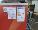 piec kocioł kotły Pleszew 12KW >90m2 na węgiel drewno - 7
