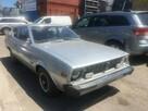 Klasyk Plymouth ARROW 2.0 I-4 96KM autom. 1978 KLASYK
