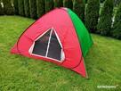 Namiot Samorozkładający się 6-osobowy /220 x 220 x 145cm