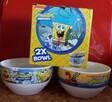Sprzedam Miseczki Nickelodeon Sponge Bob 2 szt.kolorowe