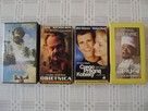 4 kasety VHS Piraci Obietnica Czego pragną kobiety Afryka