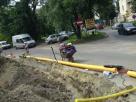 przyłącza instalacje wod/kan i gaz, drenaże-odwodnienia, Grodzisk Mazowiecki