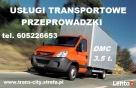 TRANSPORT PRZEPROWADZKI +48605226653