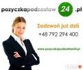 FINANSOWANIE POD ZASTAW NIERUCHOMOŚCI! - 1
