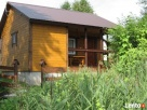 domek domki nad jeziorem Sejny