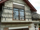 Płoty kute,ogrodzenia nowoczesne furtki, bramy, balustrady - 6