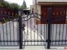 Płoty kute,ogrodzenia nowoczesne furtki, bramy, balustrady - 2