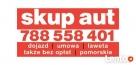 Skup aut auto skup angliki trojmiasto tel 507-741-990 gdyni Malbork