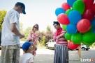 Balony z helem na slub wesele dekoracje balonowe nadruki Zgorzelec