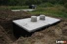 Szamba betonowe Transport i montaż szczelne szambo