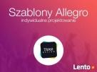 SZABLON ALLEGRO profesjonalny strona aukcji szablony Łódź