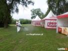 Zwalczanie komarów, meszek, kleszczy - oprysk trawnika Serock