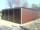 Garaż Blaszany 6x6 PRODUCENT WZMOCNIONY Radków