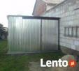 Garaż Blaszany 4x6 PRODUCENT WZMOCNIONY Busko-Zdrój