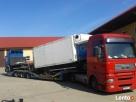 Skrzynie do samochodów ciężarowych w całości lub na Osiek