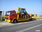 Nr tel.722295703 Transport maszyn,pomoc drogowa,holowanie,au - 2