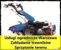 Usługi ogrodnicze Warszawa,Zakładanie trawników