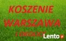 Koszenie wysokich traw Warszawa, Wycinka drzew Warszawa,