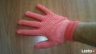 Rękawice robocze nakrapiane Końskie