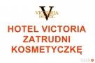 Hotel Victoria w Bolszewie k. Wejherowa zatrudni KOSMETYCZKĘ Wejherowo