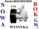 Pompa wspomagania Mercedes ML S GL R 320 350 CDI 0044668901 - 1