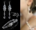 Biżuteria Ślubna Swarovski - do bieli Czeladź