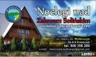 Dom nad jeziorem Solińskim - urlop - Bieszczady - gm. Solina Solina