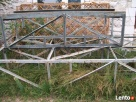 Wiatrak.maszt .wieża z Dźwigu budowlanego - 1