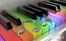 Nauka gry na pianino, keyboard