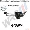 Mechanizm wycieraczek z silniczkiem Opel Astra II G NOWY Włocławek