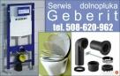 SERWIS GEBERIT spłuczka podtynkowa- montaż,naprawa,wymiana. - 4