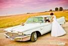 Zabytkowy samochód auto do ślubu Chrysler Imperial 1960r Krzywda