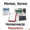 Alarmy, monitoring kamer, automatyka bramowa Węgrów