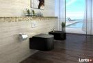 Wyjątkowa czarna misa WC wisząca Lux-Aqua Środa Wielkopolska