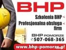 Obsługa BHP - promocja ZIMA 2016 -50% Wejherowo
