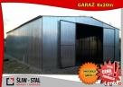 garaże blaszane wiaty hale