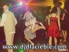 dobry DJ + Wodzirej na ekstra wesele + nagłośnienie + lasery