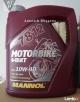 Olej motocyklowy MANNOL 4T 10W40 4L ESTER + MA2 AUTOTECH Mrągowo