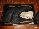 Męskie buty skórzane ZIGN rozmiar 46