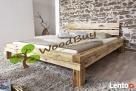 Masywne lózko debowe z litego drewna 180x200 cm!