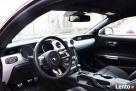 Auto do Ślubu! Czarny Ford Mustang - 8